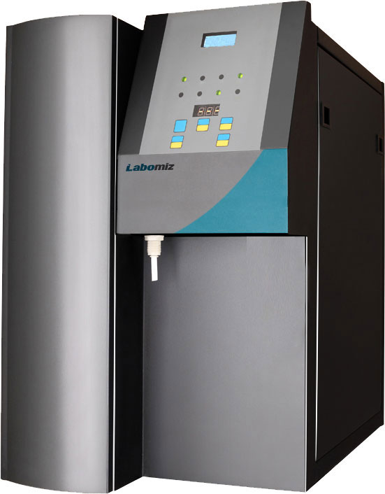 Radio Frequency Identification Water Purification System MRFW-1A