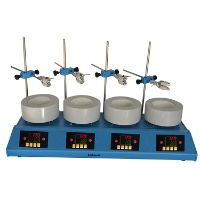 Analog 4-Position heating mantle MFPM-3C