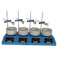 Analog 4-Position heating mantle MFPM-3D