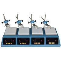 4-Position hotplate stirrer MHPS-3C