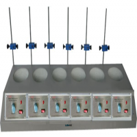 Analog 6-Position Heating Mantle MSPM-1A