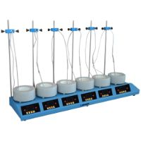 Analog 6-Position Heating Mantle MSPM-2C