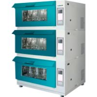 Stackable Incubated and Refrigerated Shaker MSSI-2C