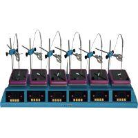 6-Position hotplate MTHP-4B